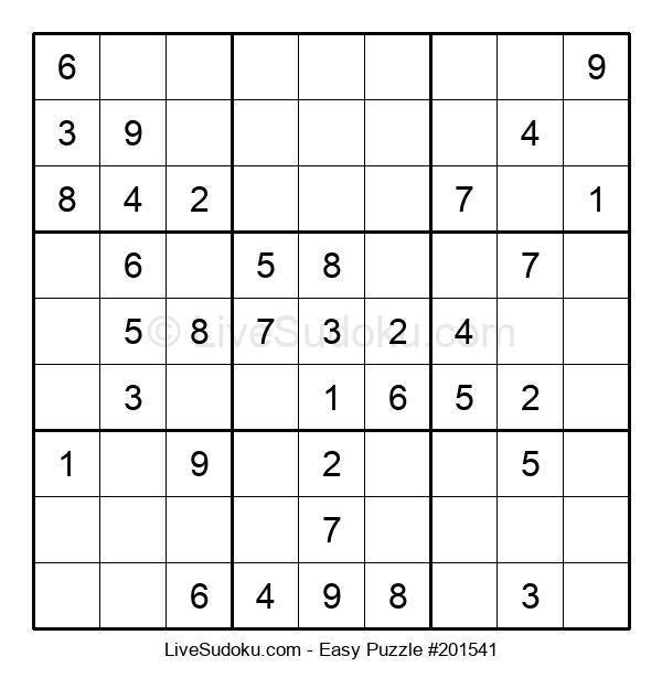 Beginners Puzzle #201541