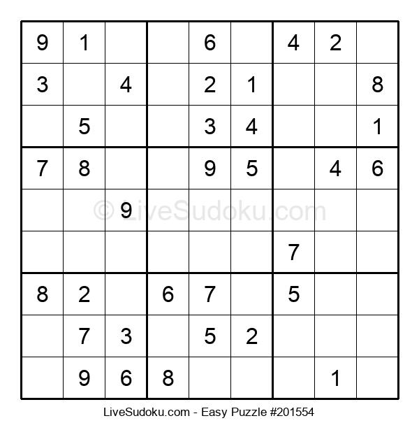 Beginners Puzzle #201554