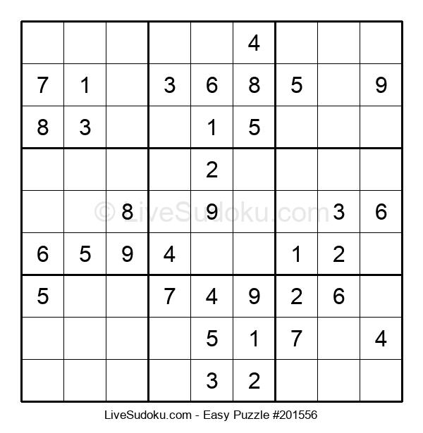 Beginners Puzzle #201556