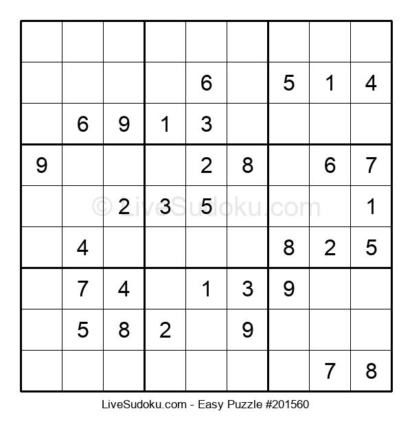 Beginners Puzzle #201560