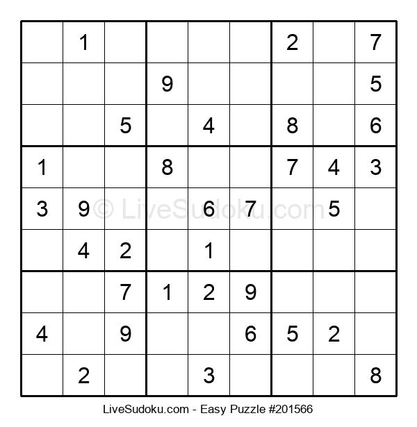Beginners Puzzle #201566