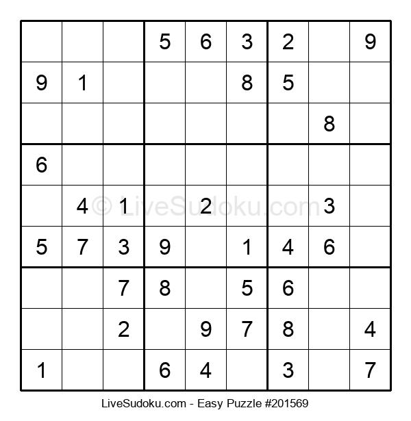 Beginners Puzzle #201569