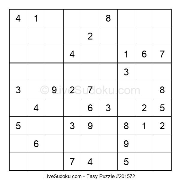 Beginners Puzzle #201572