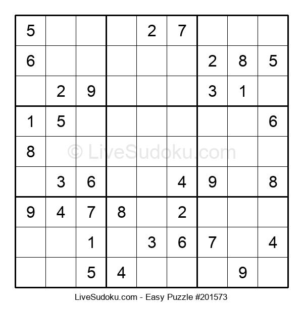 Beginners Puzzle #201573