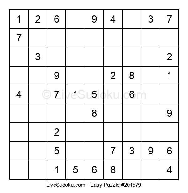 Beginners Puzzle #201579
