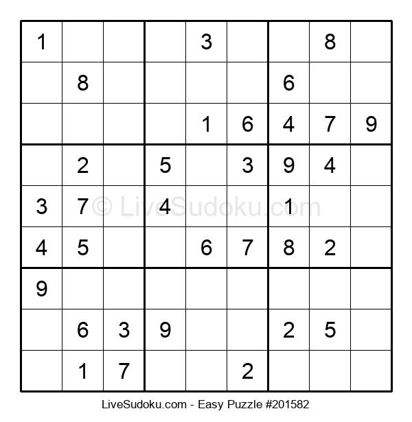 Beginners Puzzle #201582