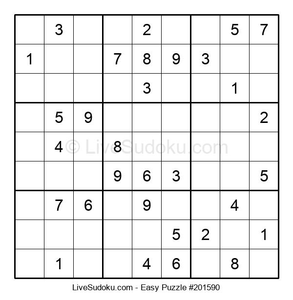Beginners Puzzle #201590