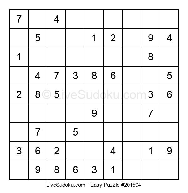 Beginners Puzzle #201594