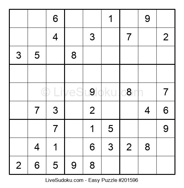Beginners Puzzle #201596