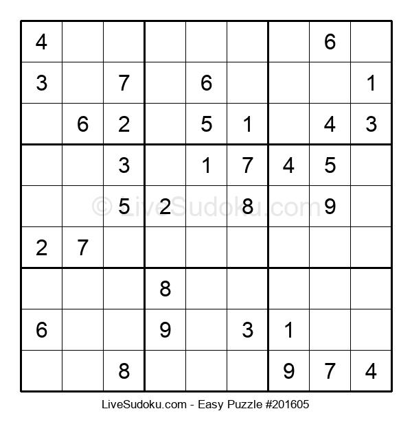 Beginners Puzzle #201605