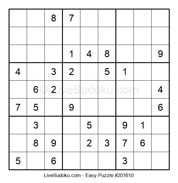 Beginners Puzzle #201610