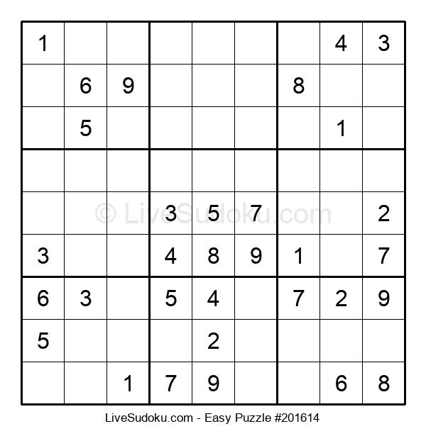 Beginners Puzzle #201614