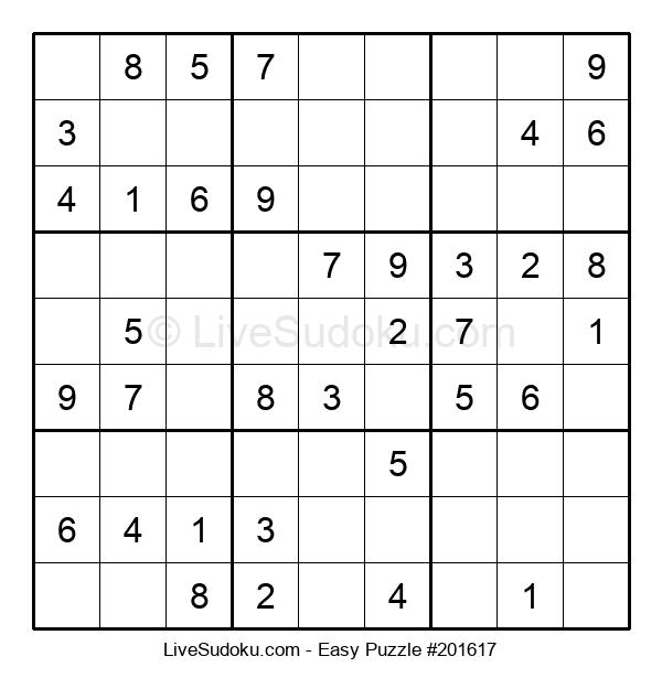 Beginners Puzzle #201617