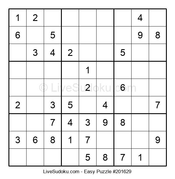 Beginners Puzzle #201629