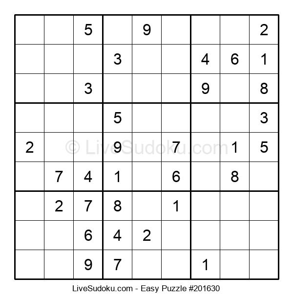 Beginners Puzzle #201630