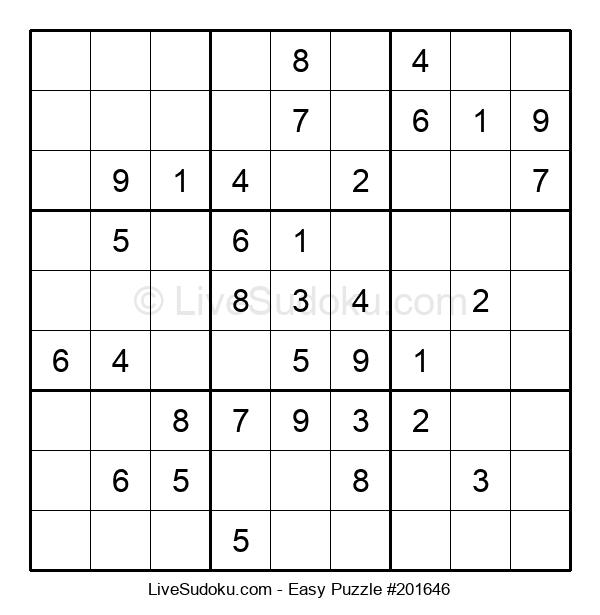 Beginners Puzzle #201646