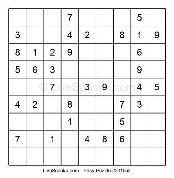Beginners Puzzle #201653