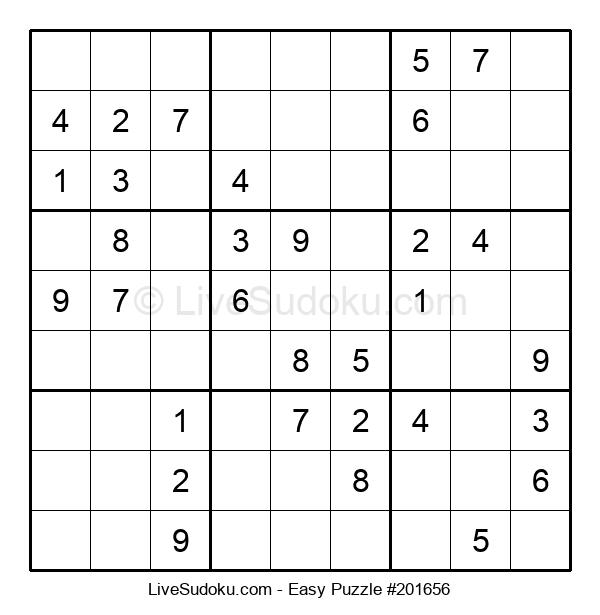 Beginners Puzzle #201656