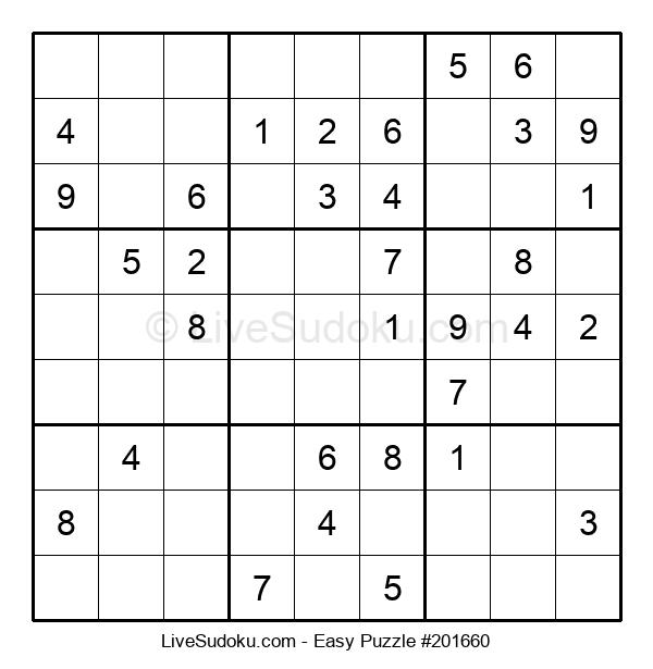 Beginners Puzzle #201660