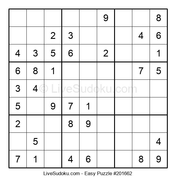 Beginners Puzzle #201662