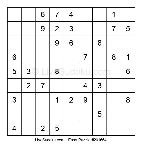 Beginners Puzzle #201664