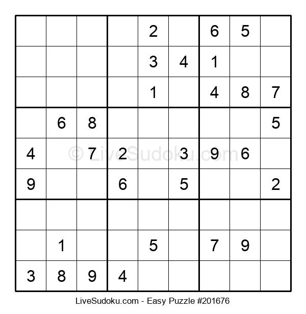 Beginners Puzzle #201676