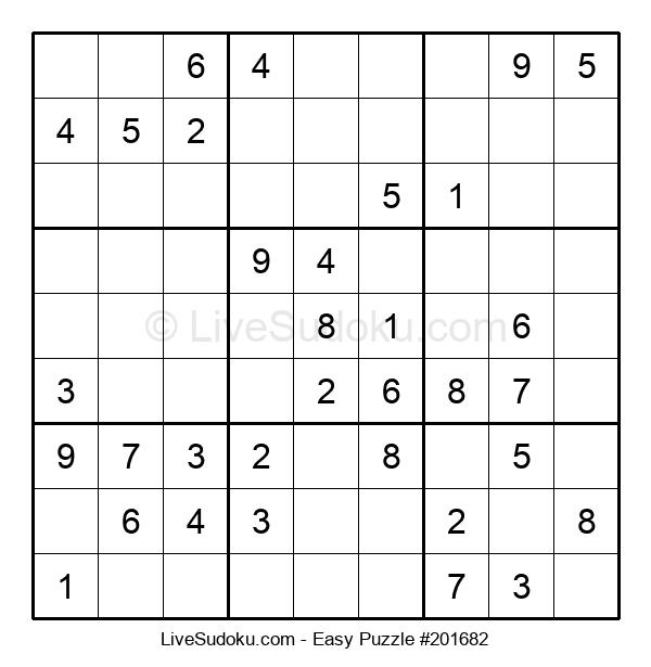 Beginners Puzzle #201682
