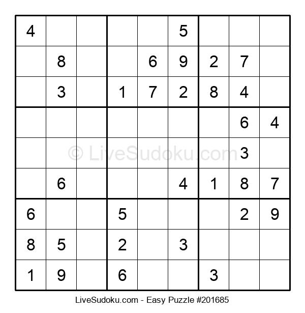 Beginners Puzzle #201685