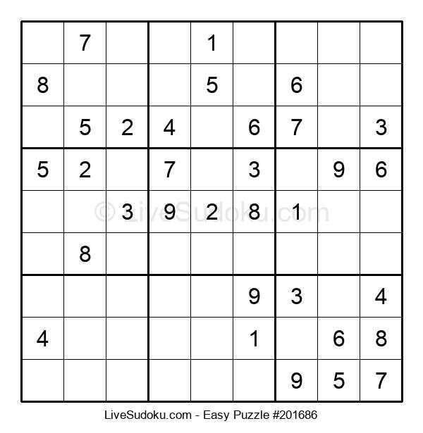Beginners Puzzle #201686
