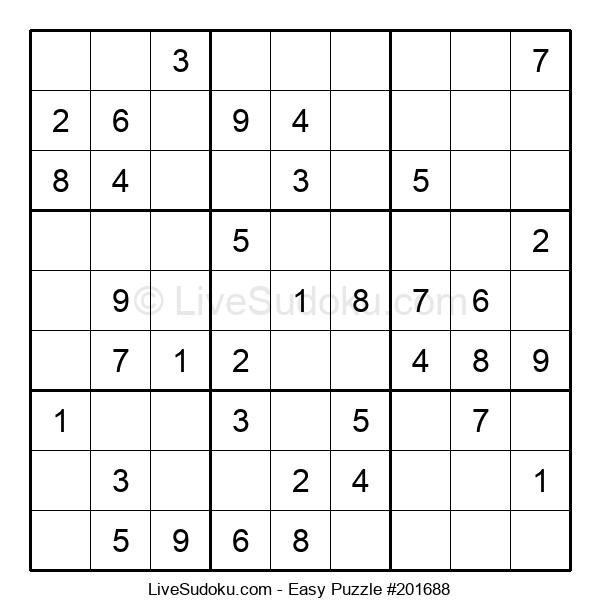 Beginners Puzzle #201688