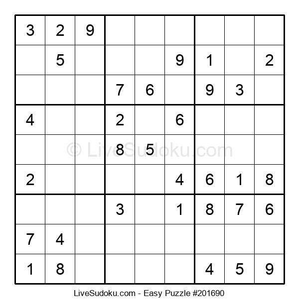 Beginners Puzzle #201690