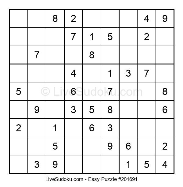 Beginners Puzzle #201691