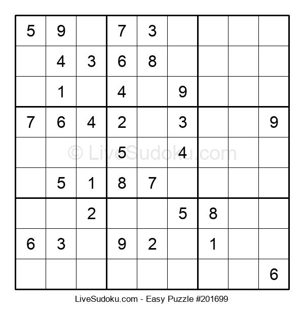 Beginners Puzzle #201699