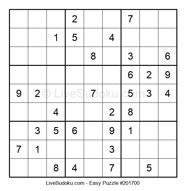 Beginners Puzzle #201700