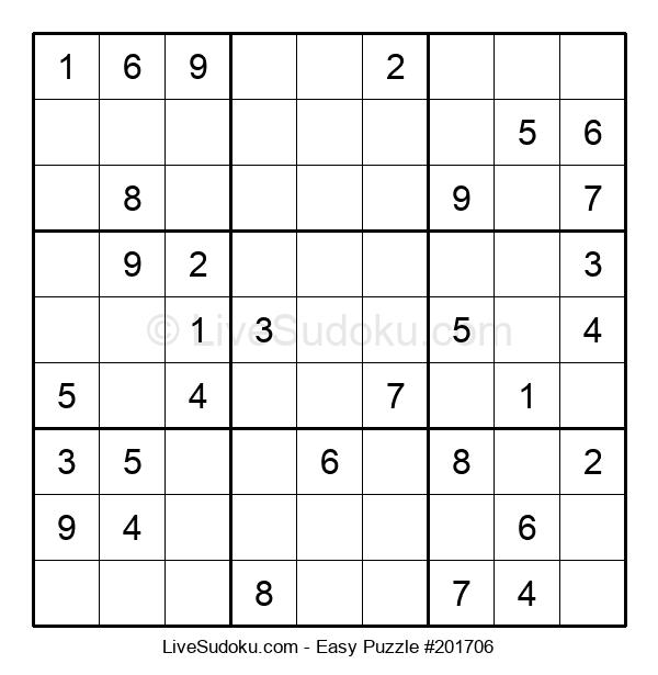 Beginners Puzzle #201706