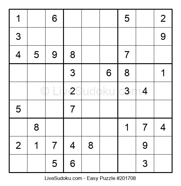 Beginners Puzzle #201708