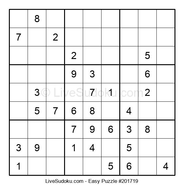 Beginners Puzzle #201719
