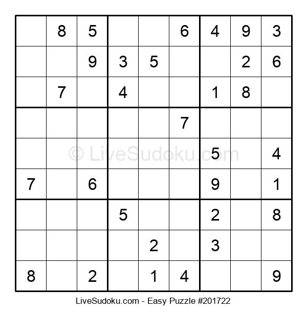 Beginners Puzzle #201722