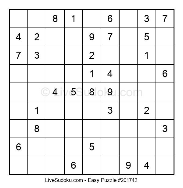Beginners Puzzle #201742