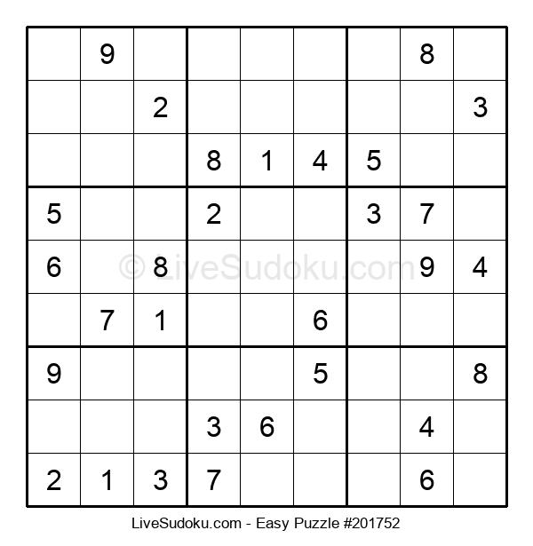 Beginners Puzzle #201752