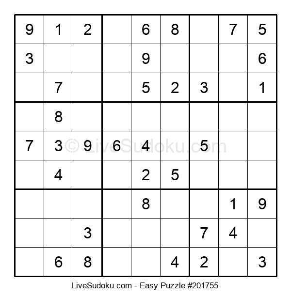Beginners Puzzle #201755