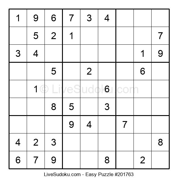 Beginners Puzzle #201763