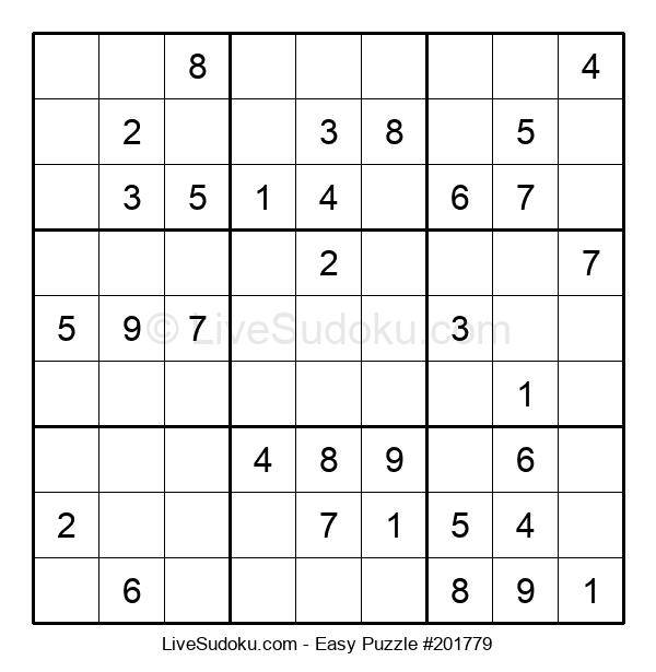 Beginners Puzzle #201779