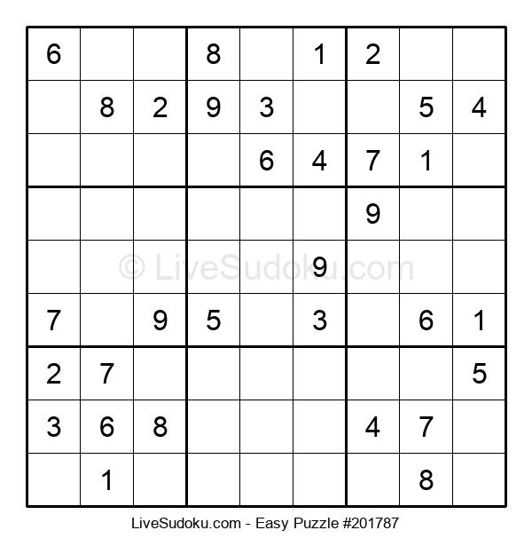 Beginners Puzzle #201787