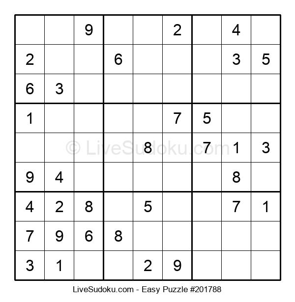 Beginners Puzzle #201788