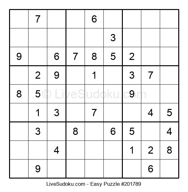 Beginners Puzzle #201789