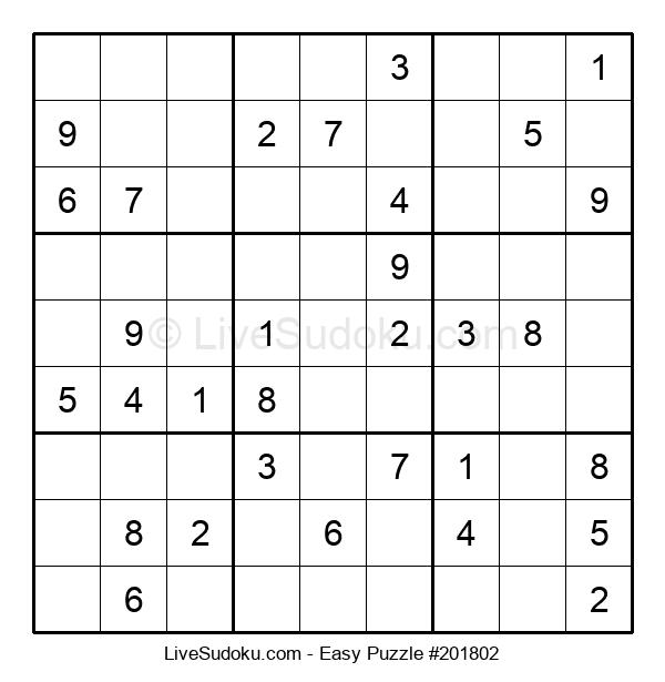 Beginners Puzzle #201802