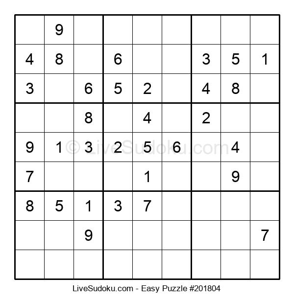 Beginners Puzzle #201804