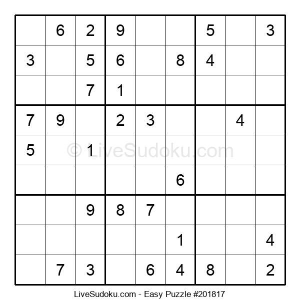 Beginners Puzzle #201817