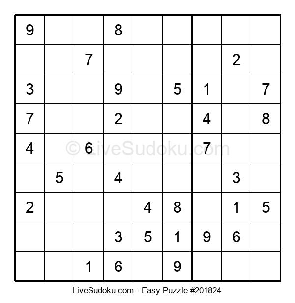 Beginners Puzzle #201824